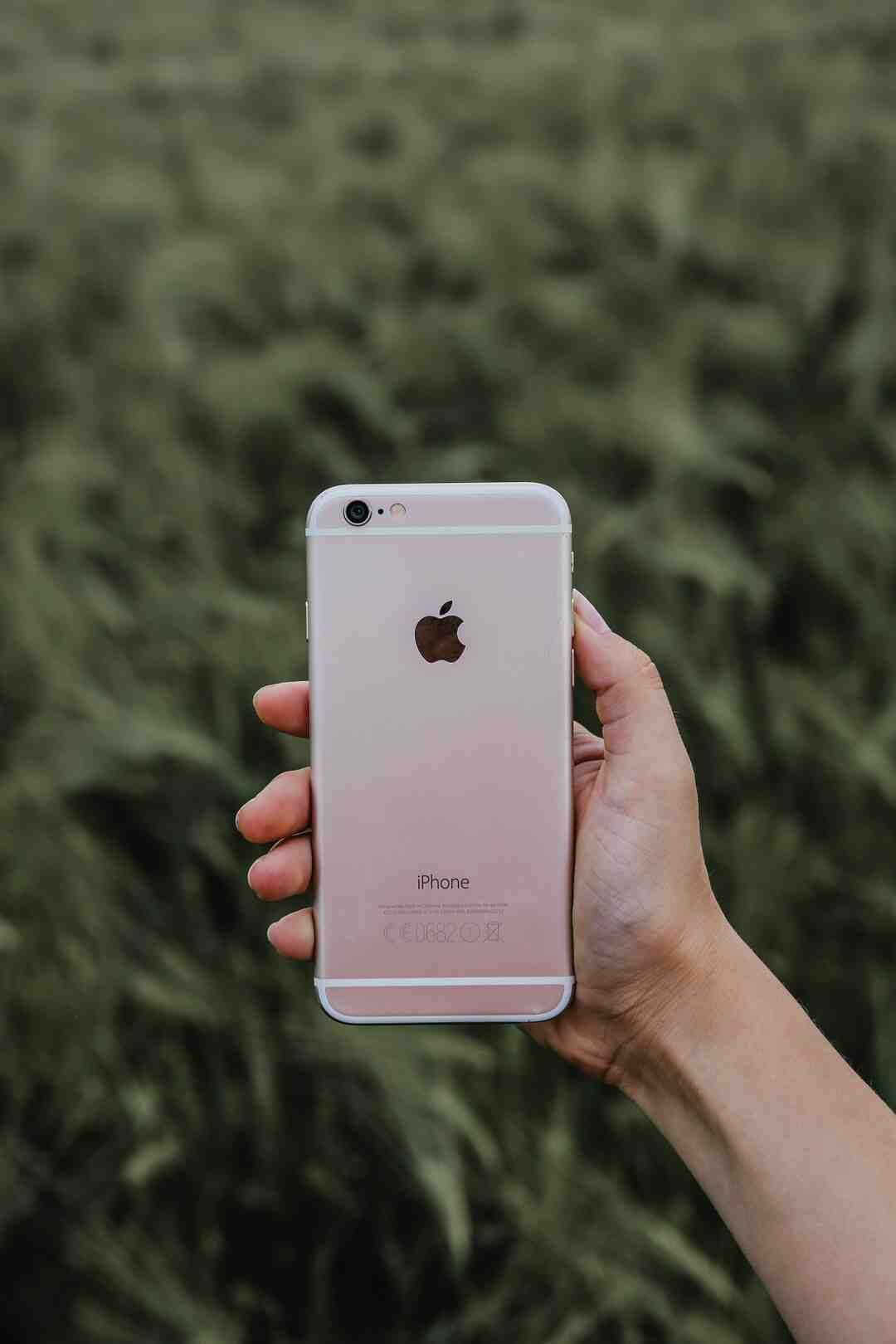 Comment eteindre iphone 6