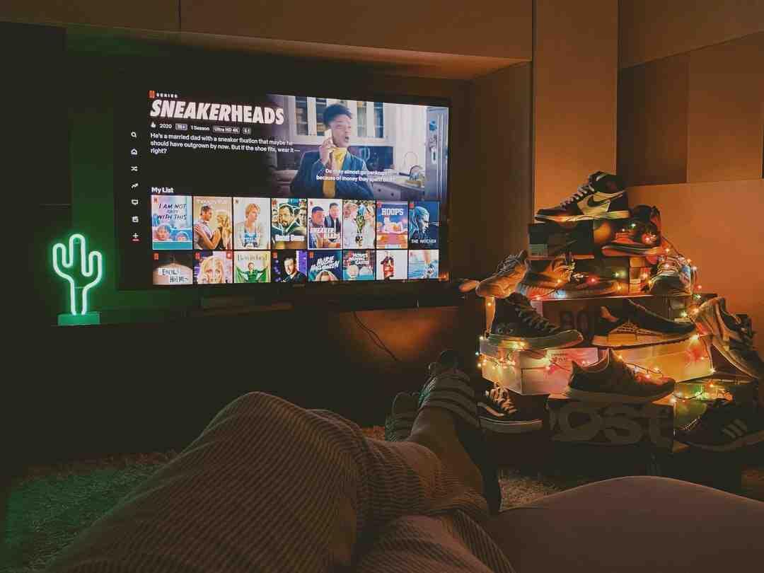 Comment regarder netflix sur ma tv