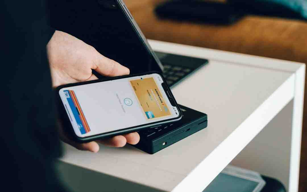 Comment installer apple pay