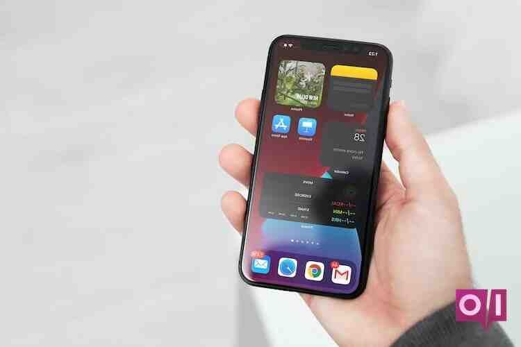 Comment modifier le menu d'un iPhone ?