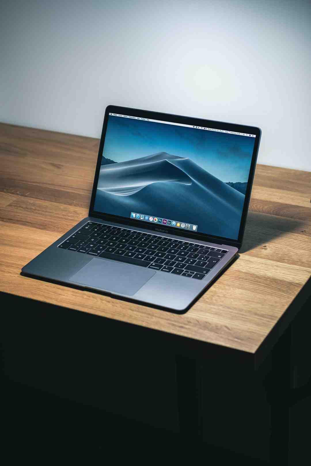 Comment nettoyer un macbook