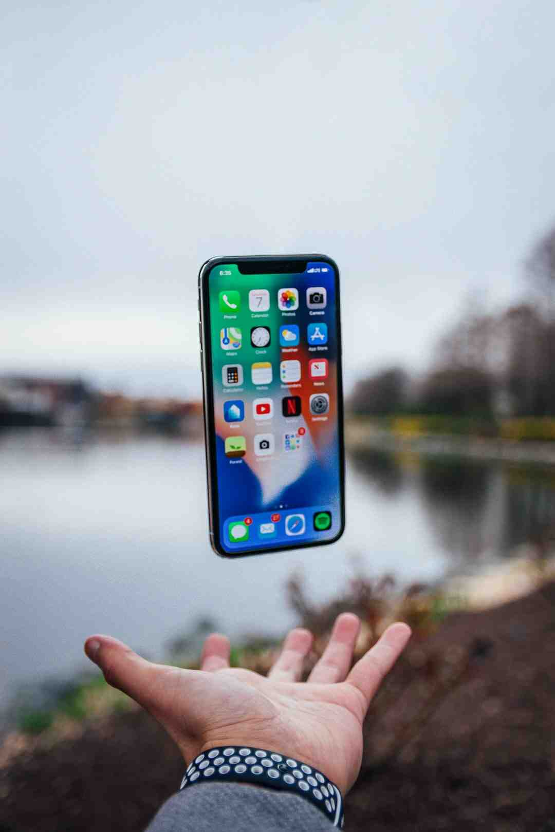 Comment forcer l'arrêt d'un iPhone 7 plus ?